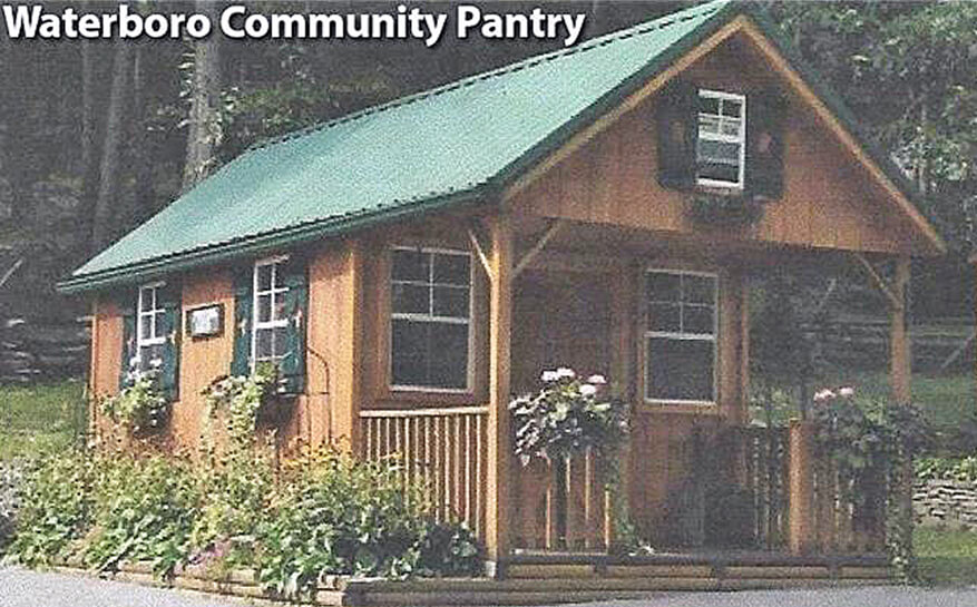 Waterville food pantry