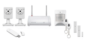 OTT Home Automation Security Components