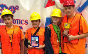 Broadband in Maine serves Lego Competition